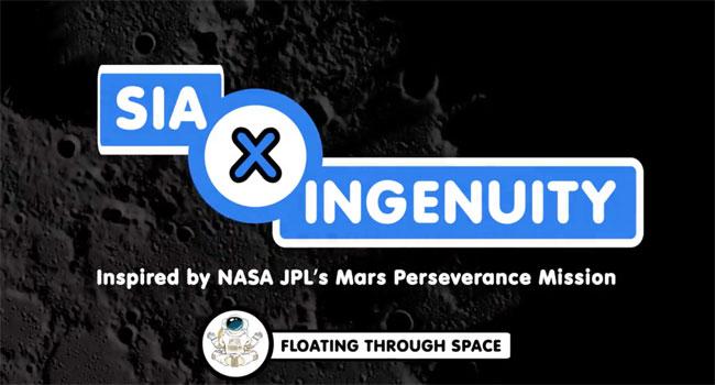 Sia x Ingenuity