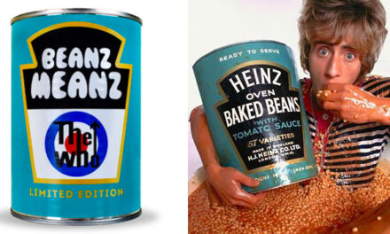 The Who reunites with Heinz Beanz for charity cans