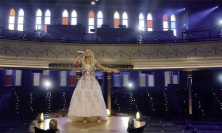 Carrie Underwood Easter livestream raises $112k for Save the Children