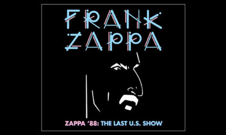 Frank Zappa's final US show gets first-ever release