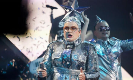 The top 5 most memorable Eurovision performances