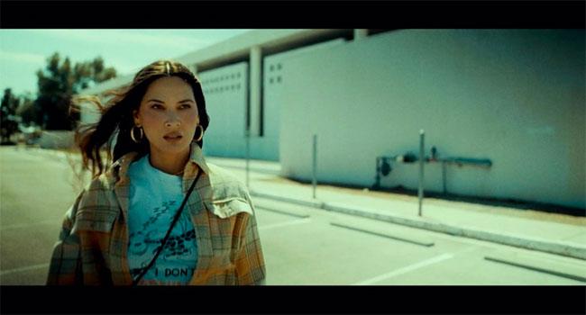 Imagine Dragons unveil 'Cutthroat' video starring Olivia Munn