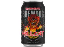 Iron Maiden's Hellcat beer