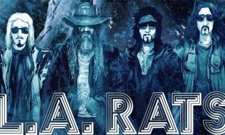 Nikki Sixx & Rob Zombie debut LA Rats