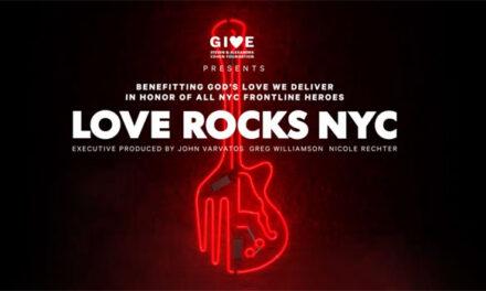Jon Bon Jovi, Joe Bonamassa among Love Rocks NYC 2021 performers
