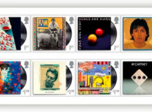McCartney Special Stamps
