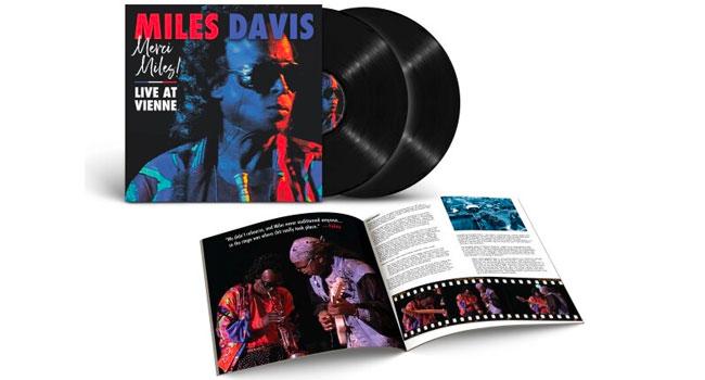 One of Miles Davis' final performances captured in new live album