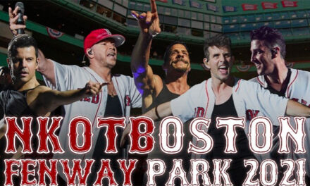 New Kids on the Block announce rescheduled Fenway Park show