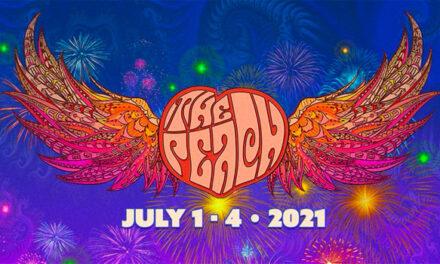 Peach Music Festival returns in July