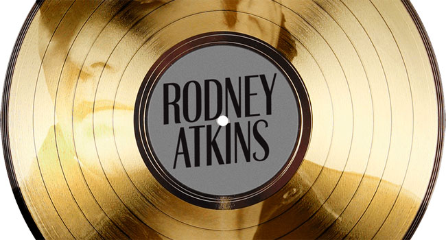 Rodney Atkins celebrates two billion Pandora streams with concert