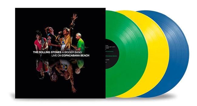 The Rolling Stones announces 'A Bigger Bang' live album