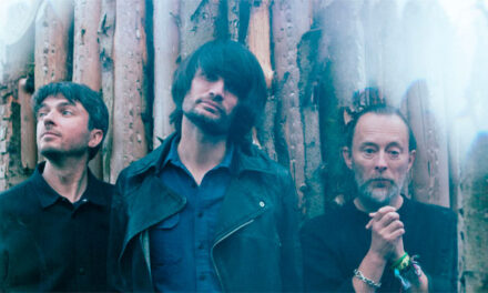 Thom Yorke debuting new band during Glastonbury livestream