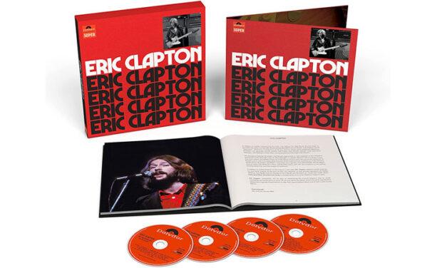 Eric Clapton announces debut solo album anniversary deluxe edition
