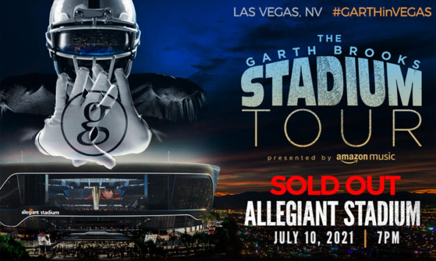 Going to see Garth Brooks in Las Vegas? Here's how to get to Allegiant Stadium