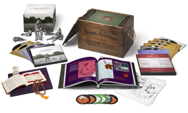George Harrison 'All Things Must Pass' gets 50th anniversary deluxe treatment
