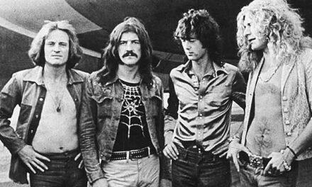 New frog species named after Led Zeppelin