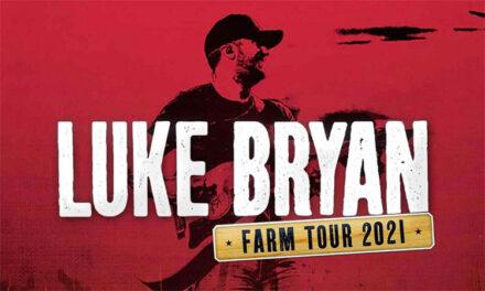 Luke Bryan announces 2021 Farm Tour