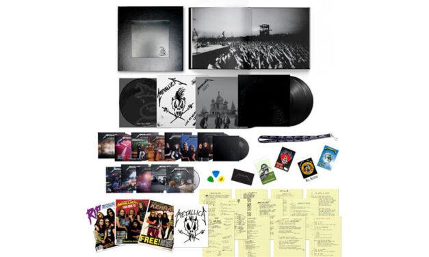 Metallica announces 30th anniversary of 'The Black Album'