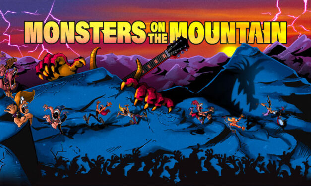 Inaugural Monsters on the Mountain announced