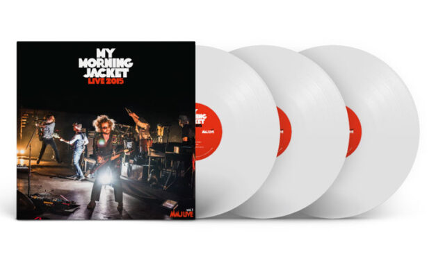 My Morning Jacket launches new vinyl series