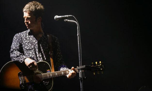 Gibson announces Noel Gallagher J-150 acoustic guitar