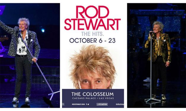 Rod Stewart announces 2021 Las Vegas residency