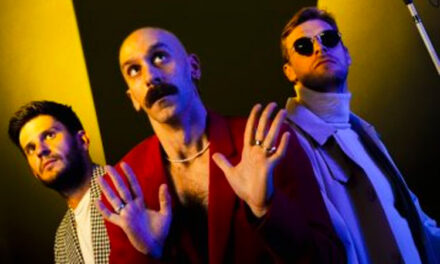 X Ambassadors premiere 'My Own Monster'
