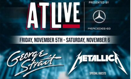 George Strait & Metallica headlining ATLive 2021