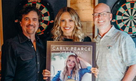 Carly Pearce releases 'Next Girl' live version as original goes gold