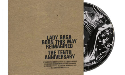 Lady Gaga announces 'Born This Way: The Tenth Anniversary' physical editions