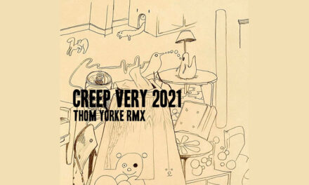 Thom Yorke releases 'Creep' remix